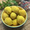 Pãozinho de Moranga Orgânica FIT Funcional - 9unid.  Vegano/Vegetariano