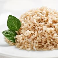 Arroz Integral Orgânico - Vegano/Vegetariano.