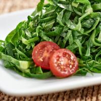 Couve Orgânica Refogada - Vegano/Vegetariano.