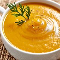 Creme de Moranga Orgânica com Gengibre - Vegano/Vegetariano