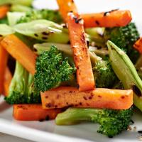 Mix De Legumes Na Wok I - Vegano/Vegetariano.