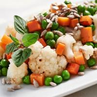 Mix De Legumes Na Wok II - Vegano/Vegetariano.