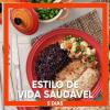 Vida Saudável - 5 Dias (R$17,40 por refeição)