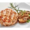 Salmon Burger ao Ragu de Cogumelos